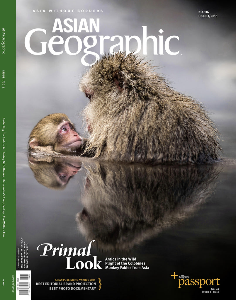 Asian Geographic Issue 01/2016 No. 116