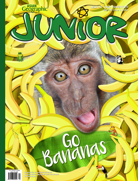 Asian Geographic Junior Issue 01/2016 (38)