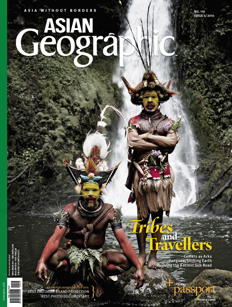 Asian Geographic Issue 04/2016 No. 119