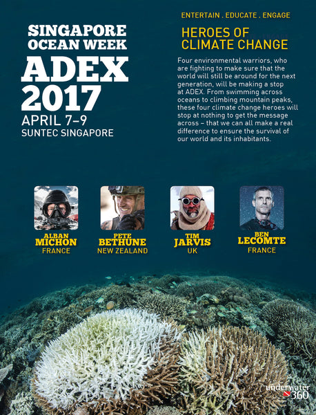 ADEX 2017 Heroes of Climate Change