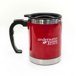 uw3some Thermal Mug Red (Small)