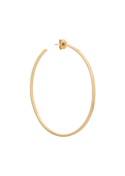 GEORGIA ALICE  X  MEADOWLARK GOLD HOOPS