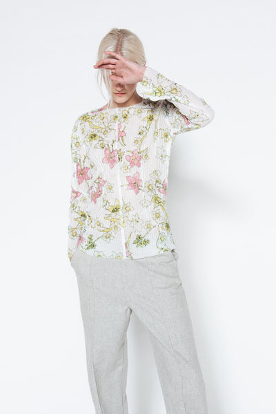 GEORGIA ALICE PAGEANT TOP FLORAL