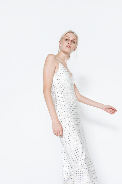 SWIMMING SLIP DRESS