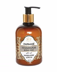 Hammam Royal Oud Hand & Body Lotion