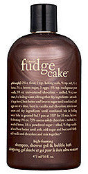 Fudge Cake Shampoo, Shower Gel & Bubble Bath