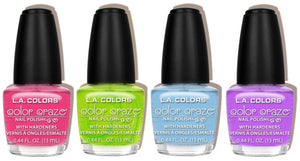 Color Craze Nail Polish
