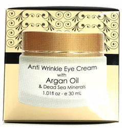 Argan Beauty Anti-Wrinkle Eye Cream
