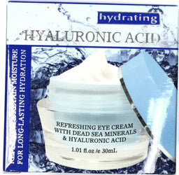Hydrating Hyaluronic Acid Refreshing Eye Cream