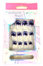 Fashion Press On Nails With Glue