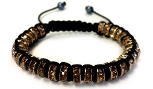 Beaded Row Shamballa Bracelets