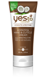Coconut Protecting Hand & Cuticle Cream
