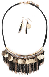 Bollywood Style Necklace/Earring Set