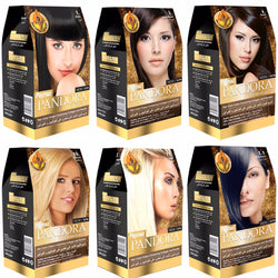 Pandora Premium Hair Colour