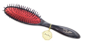Gigi Black Nylon Hair Brush