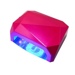 8 Watt LED Lamp - Pink