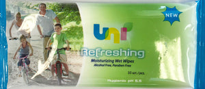 Uni Care Refreshing Wet Wipes 10ct