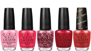 New Nail Lacquers