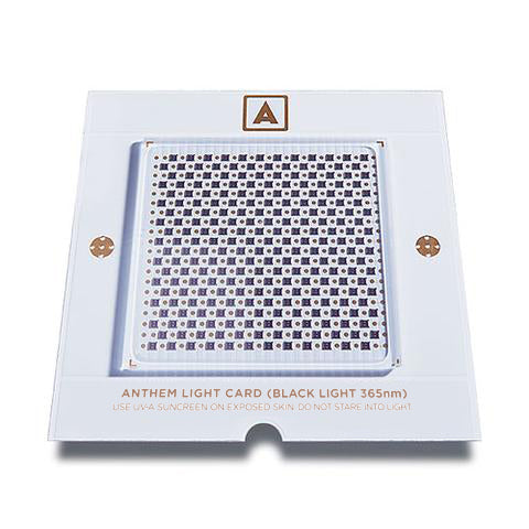 Anthem Light Card (Black Light 365)