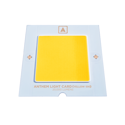 Anthem Light Card (Yellow 590)