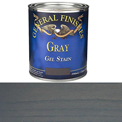 General Finishes Gray Gel Stain