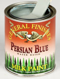 General Finishes Persian Blue Milk Paint