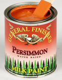 General Finishes Persimmion Milk Paint