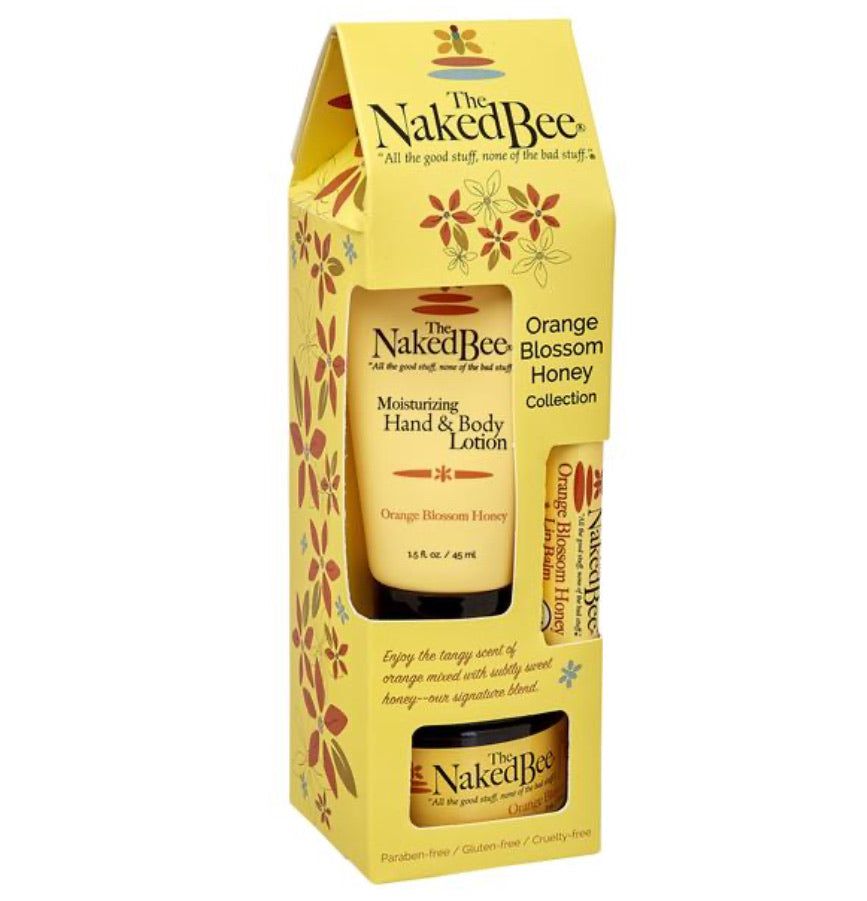 Naked Bee Gift Collection