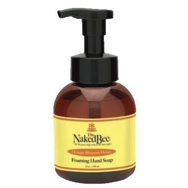 The Naked Bee Orange Blossom Honey Foaming Hand Soap 12oz