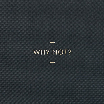 Why Not? / Motto Journal