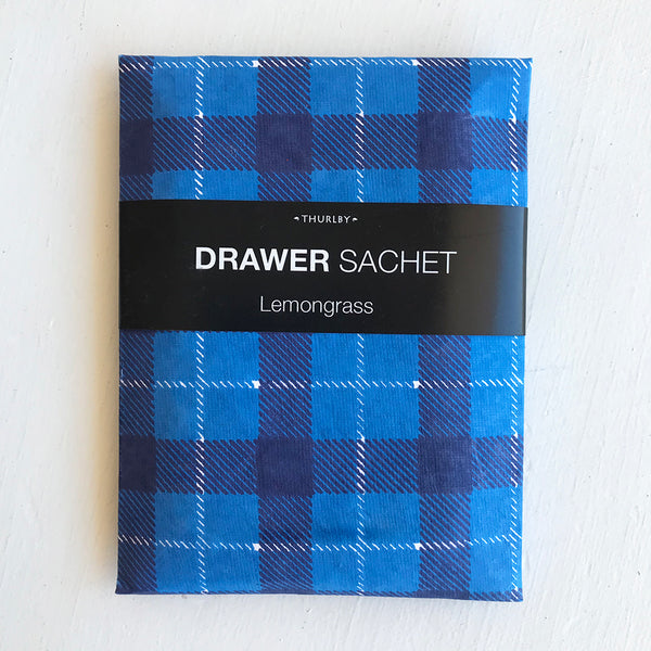 CheckM8te Drawer Sachet / Lemongrass