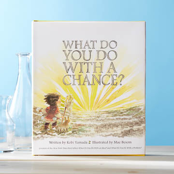 Book / What Do You Do With A Chance?