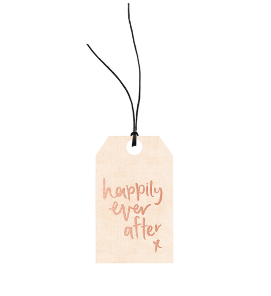 Gift Tag / Happily Ever After x