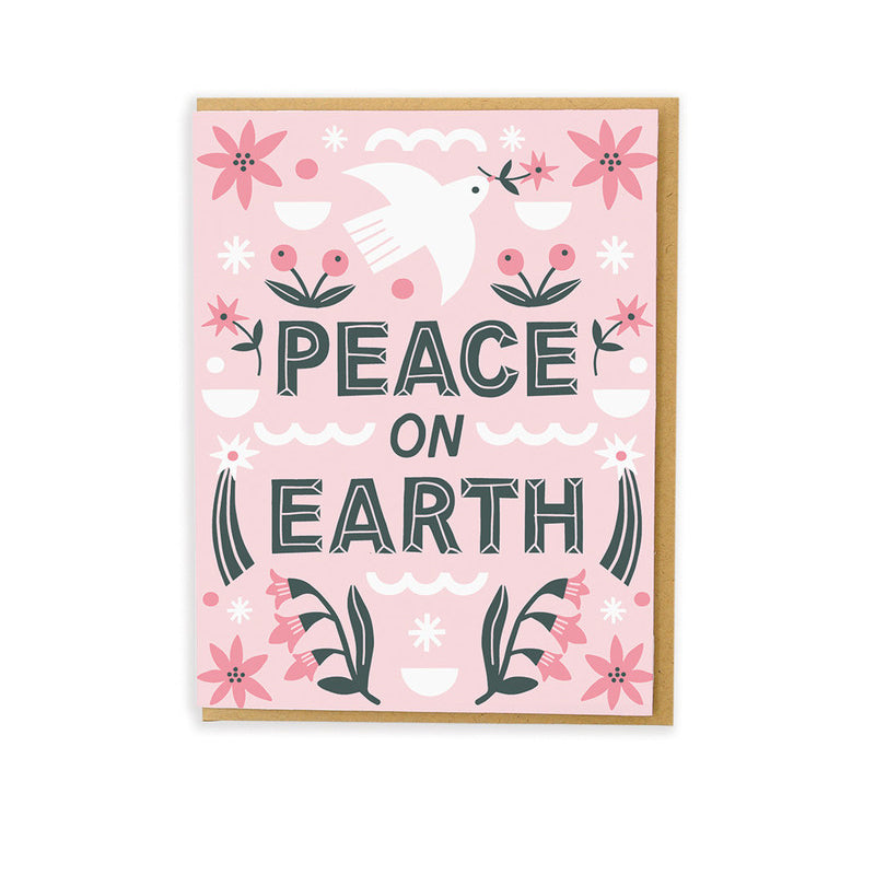 Greeting Card / Peace On Earth