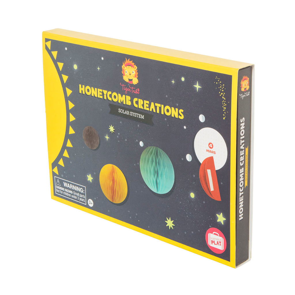 Honeycomb creations / solar system