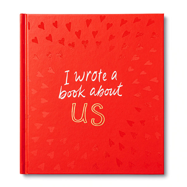 Book / I wrote a book about US