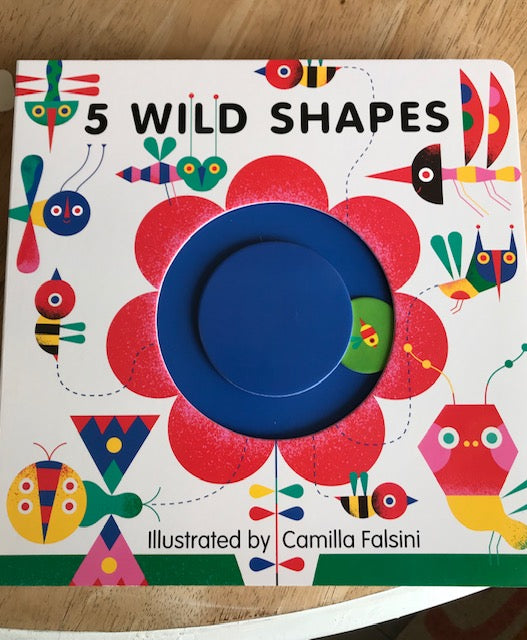 5 Wild Shapes / Book