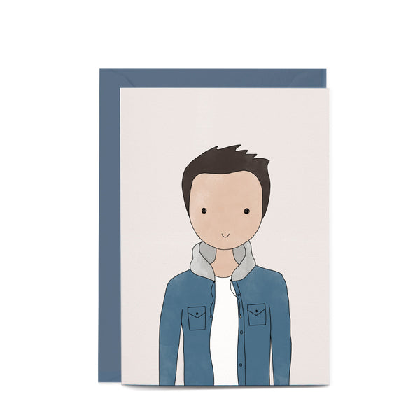 Greeting Card / Tyler