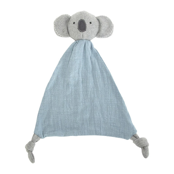 Koala Cutie - Security Blanket / Blue