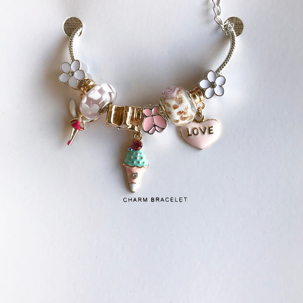 Sugar Plum Fairy Bracelet
