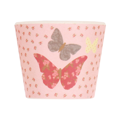 Butterflies / Divided Plate Set