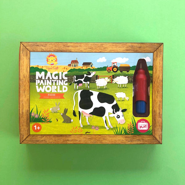 Magic Painting World / Farm