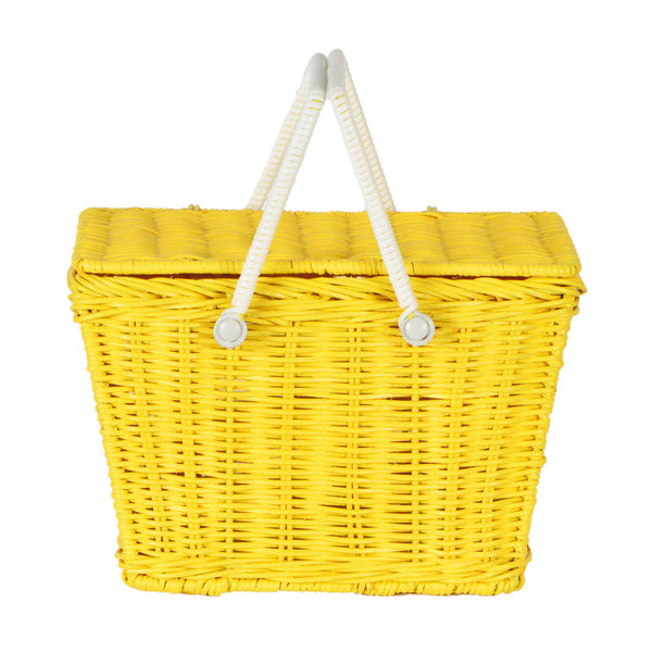 Piki Basket / Yellow