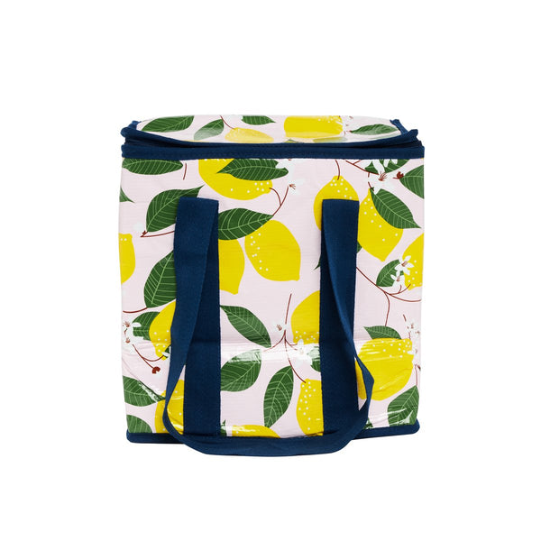 Insulated Tote / Lemon