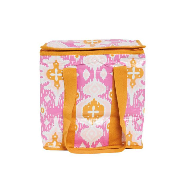 Insulated Tote / Moroccan Ikat