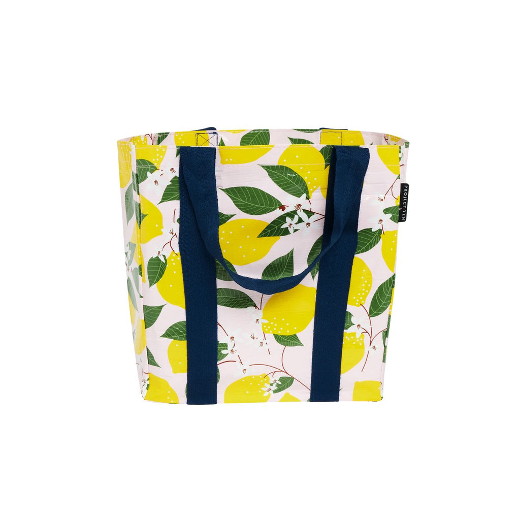 Shopper Tote / Lemon
