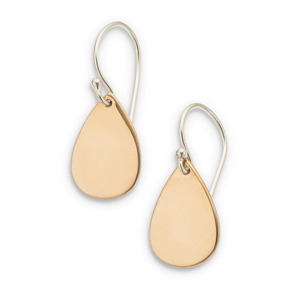 Petite Earrings / Teardrop