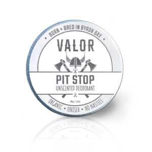 Pit Stop Natural Deodorant / Unscented