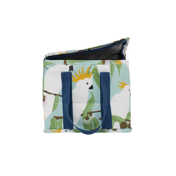 Mini Insulated Tote / Cockatoo