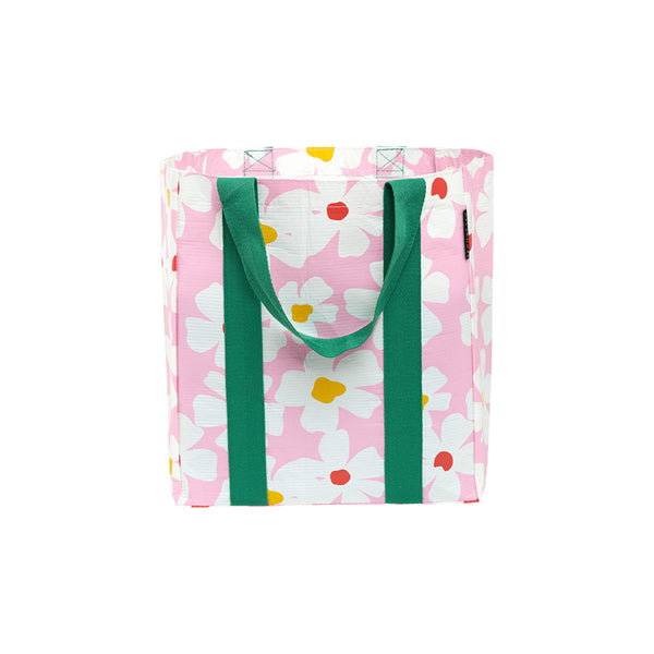 Shopper Tote / Flower Power